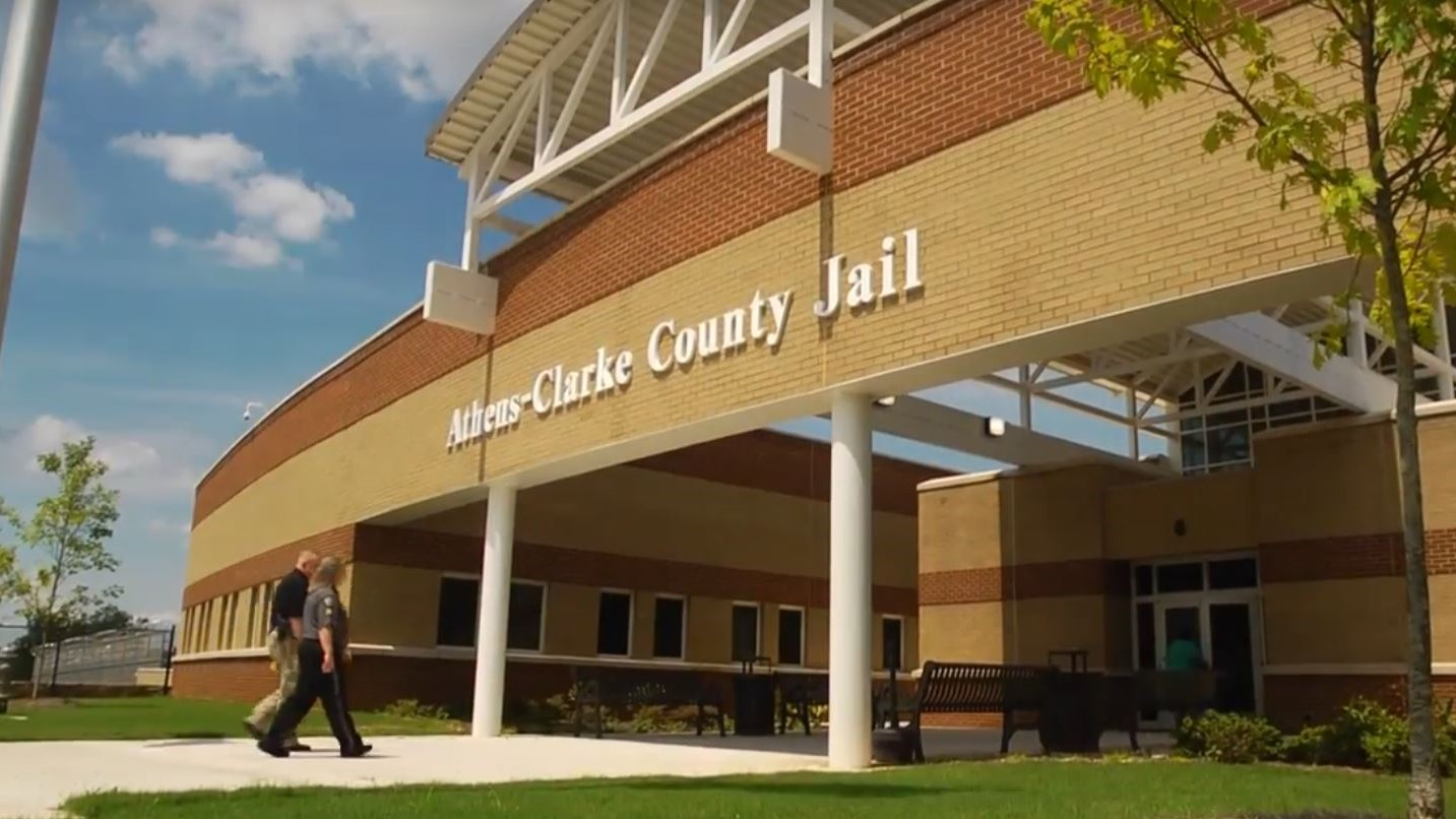 ATHENS-CLARKE COUNTY JAIL