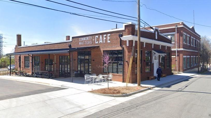 COMMUNITY MATTERS CAFE