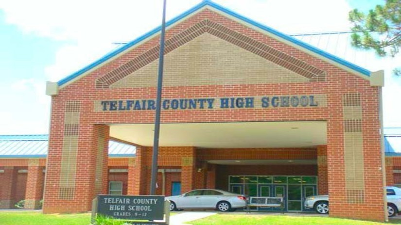 TELFAIR HIGH SCHOOL