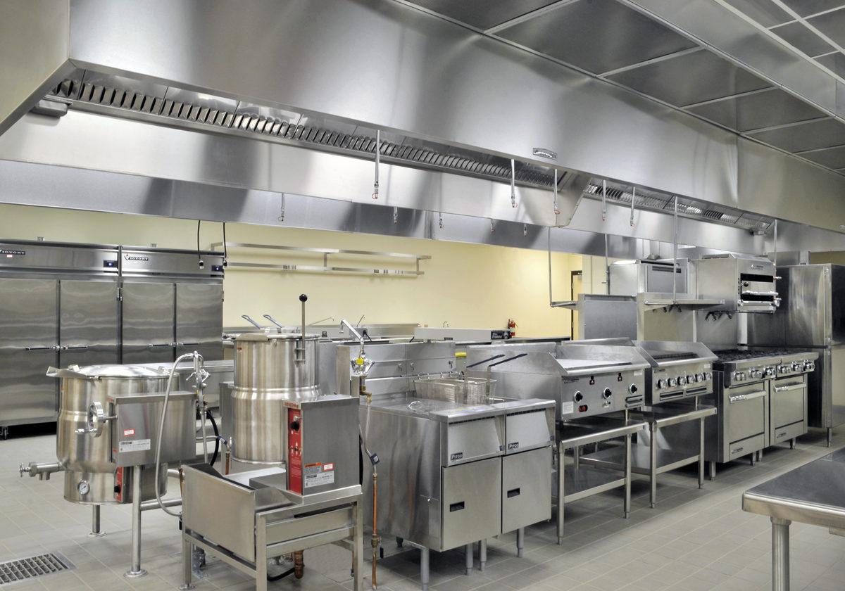 Tucker High School Culinary Arts Classroom 2